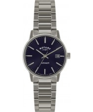 Rotary GB02874-05 Mens Timepieces Avenger Blue Silver Watch