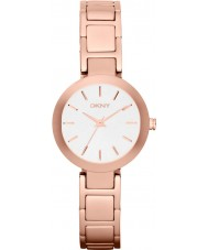 DKNY NY2400 Ladies Stanhope Rose Gold Steel Bracelet Watch
