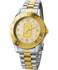 Ingot CSW1292CBG Mens Two Tone Steel Bracelet Watch