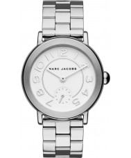 Marc Jacobs MJ3469 Ladies Riley Silver Steel Bracelet Watch