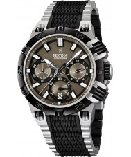Festina F16775-3 Mens 2014 Chrono Bike Tour De France Brown Black Watch