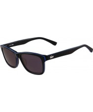 Lacoste L683S Black Blue Sunglasses