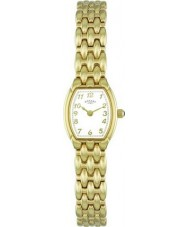 Rotary Ladies Timepieces Gold Plated Watch