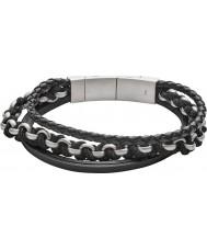 Fossil JF02937040 Mens Bracelet