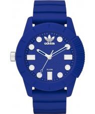 Adidas ADH3103 ADI - 1969 Blue Silicone Strap Watch