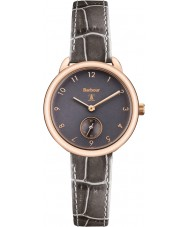 Barbour BB035RSGY Ladies Whitley Charcoal Leather Strap Watch