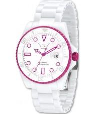 LTD Watch Limited Edition Ceramic White Watch