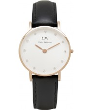 Daniel Wellington DW00100060 Ladies Classy Sheffield 26mm Rose Gold Watch