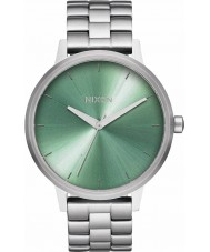 Nixon A099-1753 Ladies Kensington Silver Steel Bracelet Watch