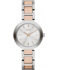 DKNY NY2402 Ladies Stanhope Two Tone Steel Bracelet Watch