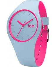 Ice-Watch DUO.BPK.U.S.16 Ice Duo Blue Silicone Strap Watch
