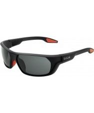 Bolle Ecrins Matt Black Polarized TNS Sunglasses