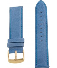 Charles Conrad CDA1006-17-L5 Blue Leather Strap