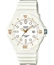 Casio LRW-200H-7E2VEF Ladies Collection White Resin Strap Watch