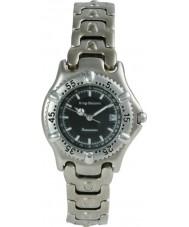 Krug Baümen 19152KL Ladies Oceanmaster Black Dial Watch