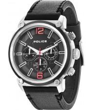 Police 14378JSTB-02 Mens Armor Black Watch