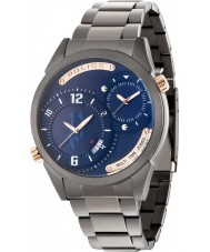 Police 14540JSU-03M Mens Dugite Gunmetal Steel Bracelet Watch
