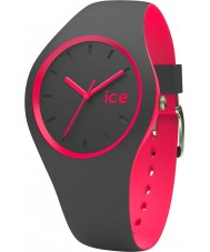 Ice-Watch 001501 Ice Duo Anthracite Silicone Strap Watch