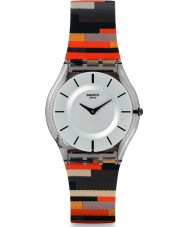 Swatch SFM133  Skin - Patchwork Watch