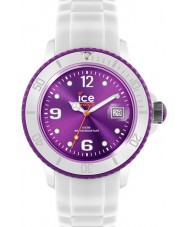 Ice-Watch SI.WV.U.S.12 Unisex Ice-White Violet Watch
