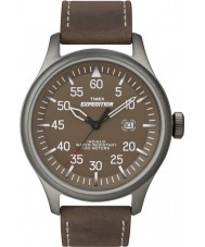 Timex T49874 Mens Brown Expedition Military Field Watch