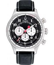 Bulova 96B150 Mens Black Adventurer Chronograph Watch