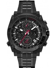 Bulova 98G257 Mens Precisionist Black IP Chronograph Watch