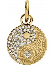 Dyrberg Kern 336306 Ladies Balance SG Crystal Pendant