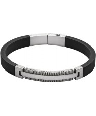 Skagen SKJM0060040 Mens Kring Mixed Matt with Texture Bracelet