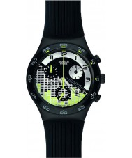 Swatch YCB4011 Mens Irony Chrono Electro Vibes Watch