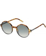 Marc Jacobs Mens MARC 48-S TMV VK Spotted Havana Shaded Grey Sunglasses