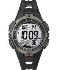 Timex T5K802 Performance Mens Marathon Black Chronograph Watch