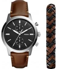 Fossil FS5394SET Mens Townsman Watch Gift Set
