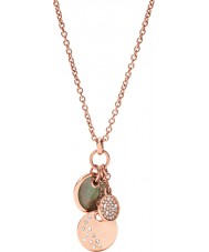 Fossil JF01417791 Ladies Classic Rose Gold Necklace