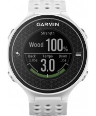 Garmin 010-01195-00 Approach S6 White Touchscreen GPS Golf Watch with Swing Metrics