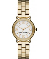 Marc Jacobs MJ3473 Ladies Riley Gold Plated Bracelet Watch