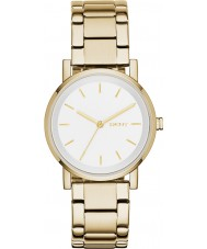 DKNY NY2343 Ladies Soho Gold Steel Bracelet Watch