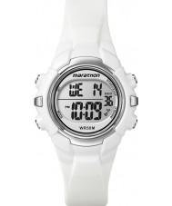 Timex T5K806 Digital Mid Marathon White Watch