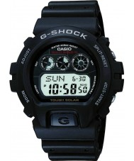 Casio GW-6900-1ER Mens G-Shock Tough Solar Digital Black Watch