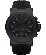 Michael Kors MK8152 Mens Jet Set All Black Chronograph Watch