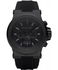 Michael Kors MK8152 Mens Jet Set All Black Chronograph Watch