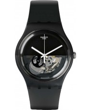 Swatch SUOB116 New Gent - Dipblack Watch