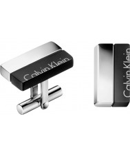 Calvin Klein KJ5RBC210100 Mens Boost Cufflinks