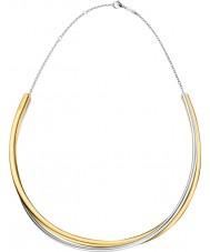Calvin Klein KJ8XJJ200100 Ladies Double Necklace