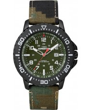 Timex T49965 Mens Expedition Uplander Green Camo Watch