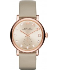 Marc Jacobs MBM1400 Ladies Baker Dexter Rose Gold Grey Watch