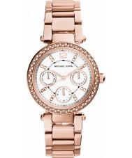 Michael Kors MK5616 Ladies Parker Rose Gold Plated Watch