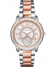 Michael Kors MK6288 Ladies Madelyn Rose Gold and Silver Tone Watch