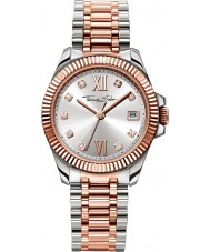 Thomas Sabo WA0219-272-201-33mm Ladies Divine Two Tone Steel Bracelet Watch