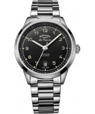 Rotary GB90184-19 Mens Les Originales Silver Steel Bracelet Watch
